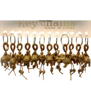 KEYCHAIN ELEPHANT #DKC372