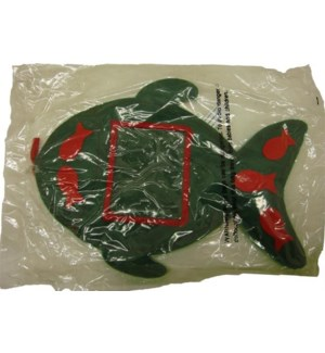 CH-MAS FISH STOCKING #1378F