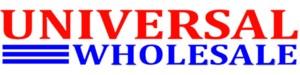 U.W.I. Universal Wholesalers inc.  logo