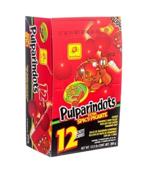 PULPARINDOTS XTRA PICANTE 12CT BB MAY/2022