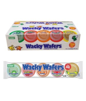 WACKY WAFERS 24/1.2OZ