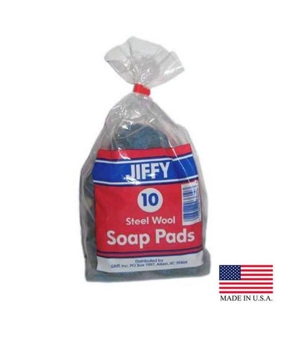 JIFFY SOAP PADAS 36/10CT