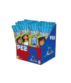 PEZ CANDY&DISPENSER 12CT