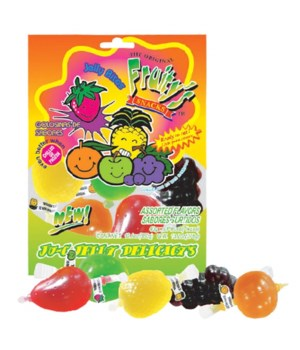 FRUTY'S SNACKS  30/12.6OZ EXP 30/06/22