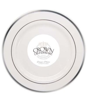 """EXECUTIVE COLLECTION 10"""" DINNER PLATE 12/10PK"""