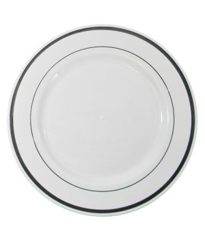 """EXECUTIVE COLLECTION 9"""" LUNCH PLATE 12/10CT"""