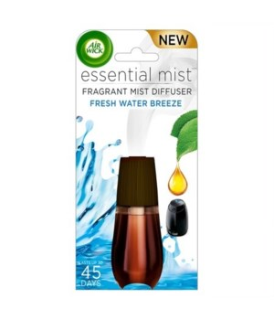 AIRWICK ESSENTIAL MIST FRESH WATER 6/.67OZ