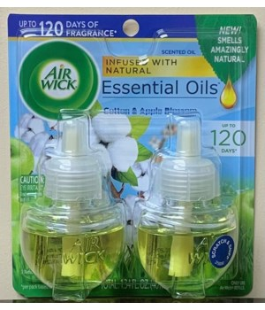 AIRWICK OIL APPLE BLOSSOM 6/(2X.67OZ)