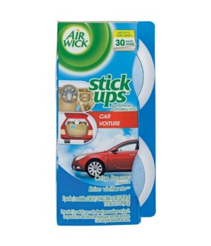 AIRWICK STICK-UP CRISP BREEZE 12/2CT