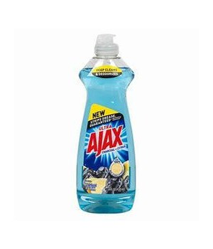 AJAX DISH WASHING LIQUID CHARCOAL+CITRUS  20/14OZ