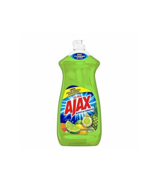 AJAX DISH WASHING LIQ LIME 9/28OZ(44676)