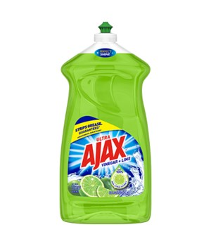 AJAX DISH WASHING LIQUID TROPICAL LIME TWIST 6/52OZ (49863)