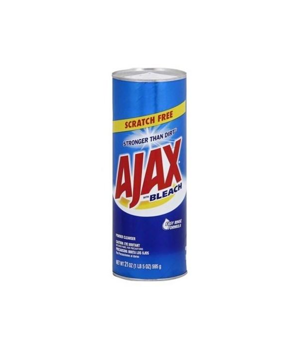 AJAX SCOURER POWDER 20/21OZ(05375)