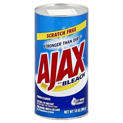 AJAX SCOURER POWDER CLEANSER 24/14OZ(95360)