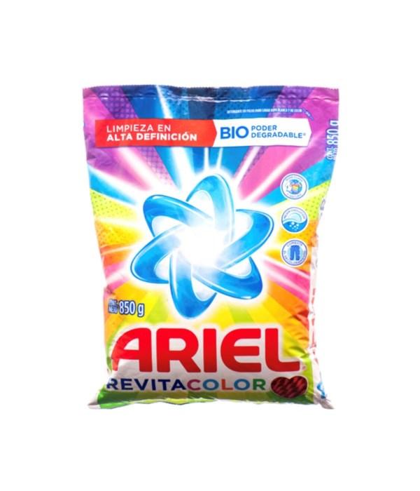 ARIEL LAUNDRY DET REVITA COLOR 10/850GR