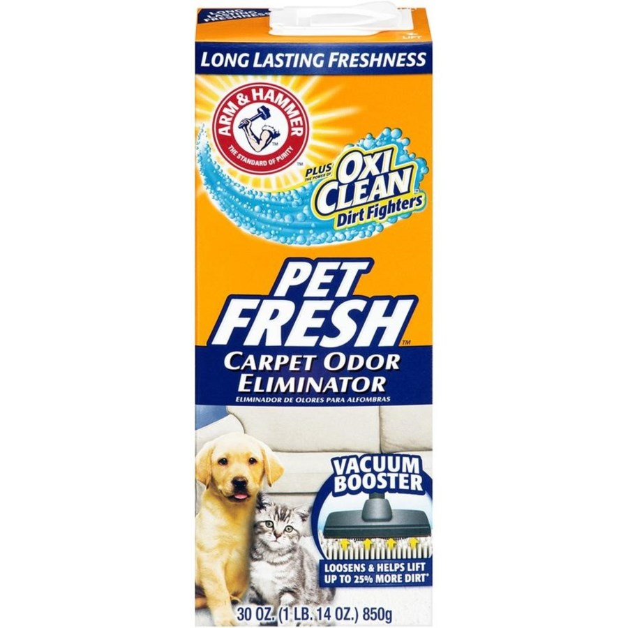ARM&HAMMER CARPET ODOR ELIMINATOR PET FRESH 6/30OZ(11448)