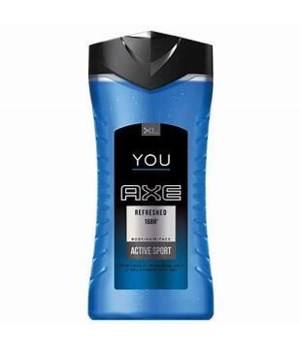 AXE SHOWER GEL YOU REFRESH 12/400ML
