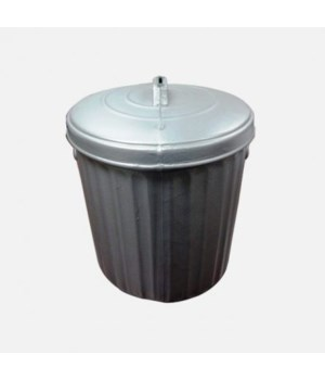 TRASH CAN BANK 12CT