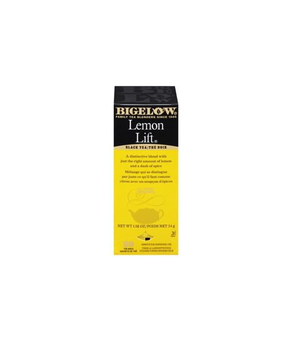 BIGELOW TEA LEMON LIFT 6/28CT