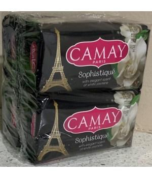 CAMAY BAR SOAP SOPHISTIQUE 48/170gr