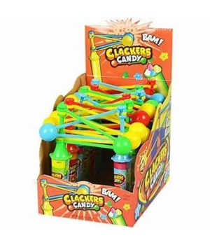 CLACKERS CANDY 1DZ