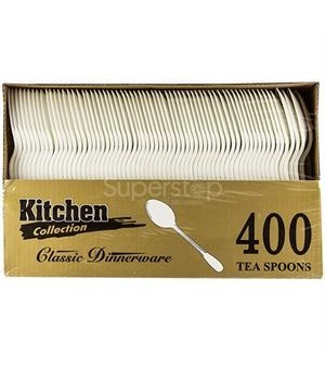 TEA SPOONS 10/400CT