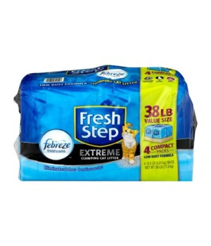 FRESH STEP SCENTED ODOR SHIELD 1/38LB