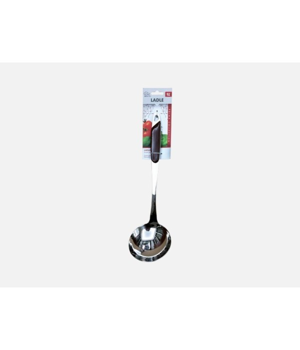 STAINLESS STEEL LADLE 24CT