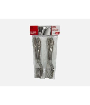 12PCS DINNER FORK 1DZ