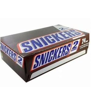 SNICKERS KING 24/3.29OZ EXP 03/2021