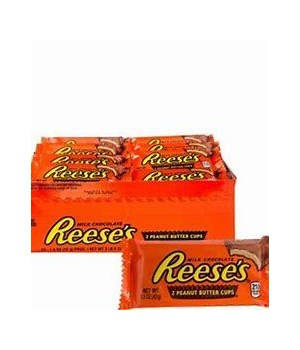 REESE'S PEANUT BUTTER CUPS 36/1.5OZ EXP 05/2021