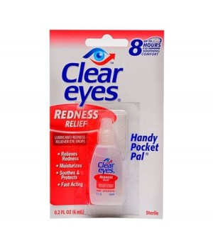 CLEAR EYES REDNESS RELIEF 12/0.2OZ(541282)