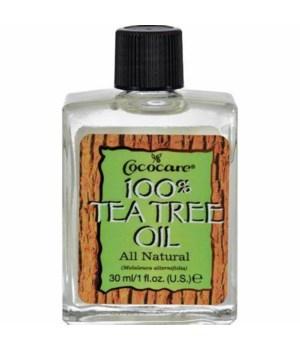 100% TEA TREE OIL 6/1OZ