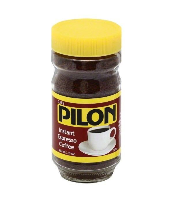 CAFE PILON INSTANT 12/7.05OZ