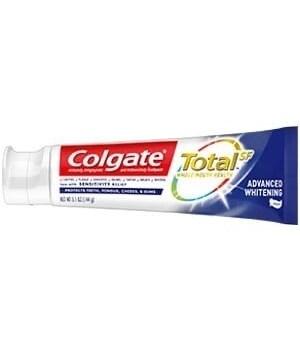 COLGATE TOTAL WHITENING PASTE 24/6.3OZ (5350A)