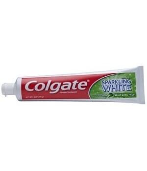 COLGATE TOOTHPASTE SPARKLING WHITE 24/2.5OZ