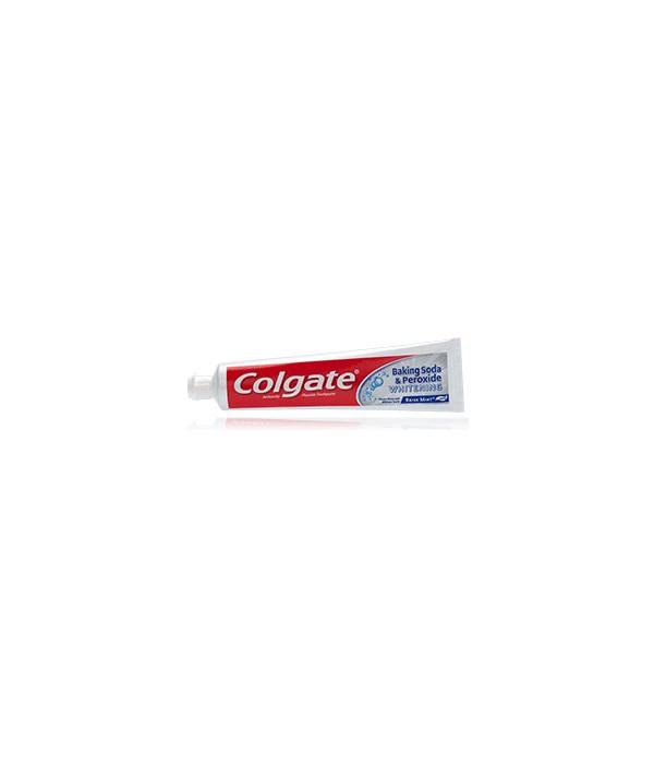 COLGATE TOOTHPASTE BAKING SODA & PEROXIDE 24/2.5OZ(51106)