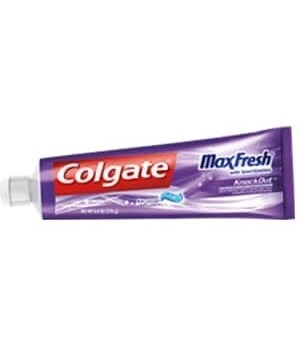 COLGATE MAX FRESH KNOCK OUT 24/6OZ (76724)