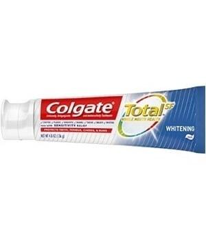 COLGATE TOTAL WHITENING GEL 24/4.8OZ