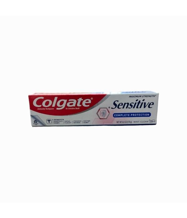 COLGATE SENSITIVE COMPLETE PROTECT 24/6OZ