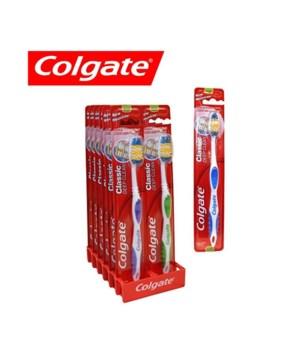 COLGATE TOOTH BRUSH CLASSIC DEEP CLEAN MEDIUM 1DZ