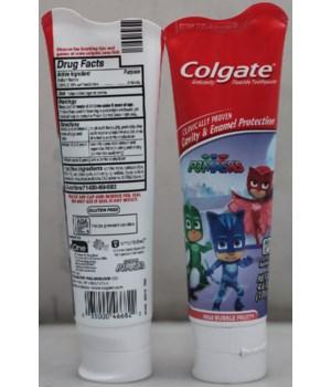 COLGATE TOOTH PASTE PJMASKS KIDS 12/4.6OZ