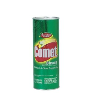 COMET CLEANSER POWDER 24/21OZ