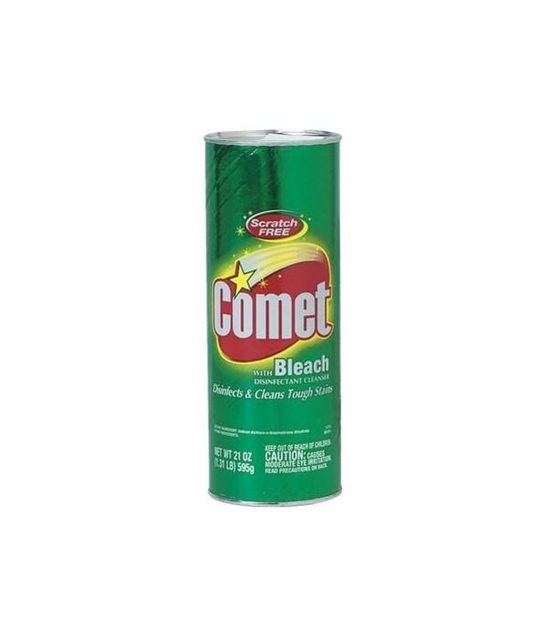 COMET CLEANSER POWDER 24/21OZ