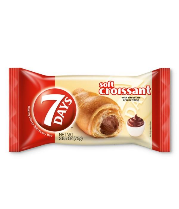 7 DAYS CROISSANT CHOCOLATE 6/2.65OZ