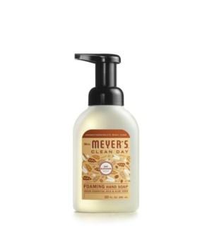 Mrs. MEYERS FOAMING HAND SOAP OATBLOSSOM 6/10OZ
