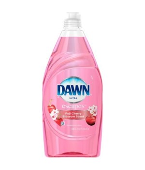 DAWN ULTRA DISH LIQUID CHERRY 8/16.2OZ
