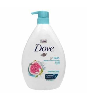 DOVE BODY WASH RESTORE 12/800ML