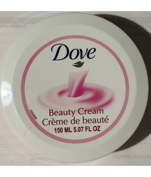 DOVE DAILY SKIN CARE CREAM 12/150ML