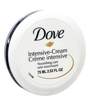 DOVE DAILY INTENSIVE KIN CARE CREAM 12/75ML